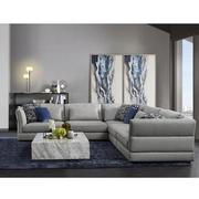Skyward Sectional Sofa w/Ottoman  alternate image, 2 of 7 images.