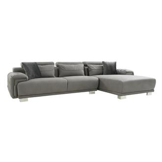 Zulima Corner Sofa w/Right Chaise