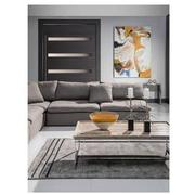 Nube II Gray Sectional Sofa  alternate image, 3 of 11 images.