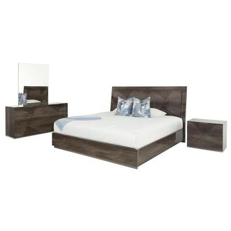Lorenzo 4-Piece King Bedroom Set