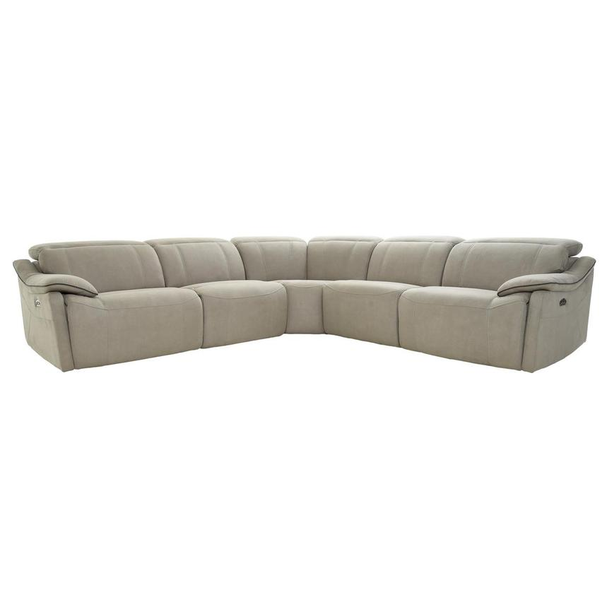 Dallas Power Reclining Sectional  main image, 1 of 9 images.