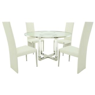State Street 5-Piece Dining Set