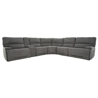 Gibson Power Reclining Sectional