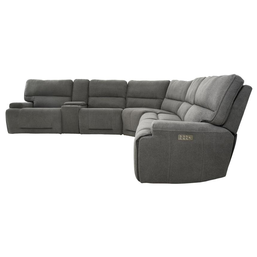 Gibson Power Reclining Sectional  alternate image, 3 of 12 images.