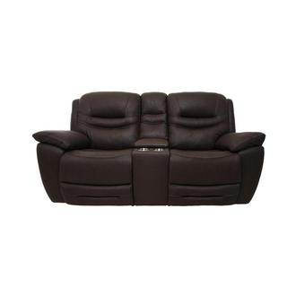 Dan Brown Power Reclining Sofa w/Console