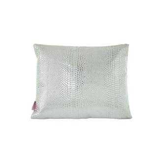 Hedy Silver Accent Pillow