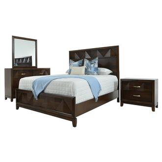 Salem 4-Piece Queen Bedroom Set