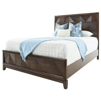 Salem King Panel Bed
