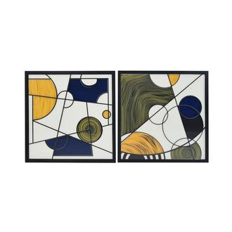 Arte Astratta Set of 2 Wall Decor